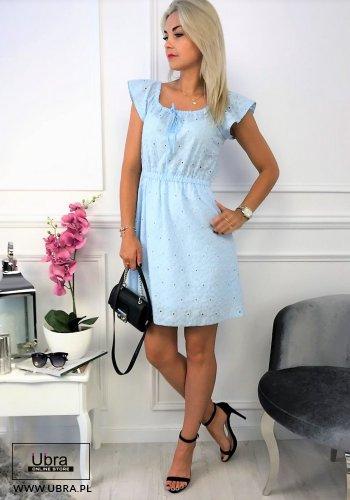 SUKIENKA PRINCESSA BLUE