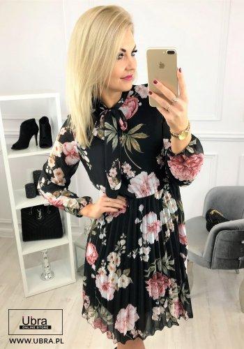 SUKIENKA ELIZA CZARNA